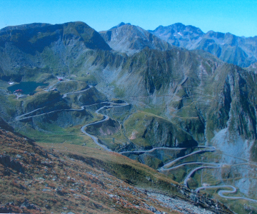 TRANSFAGARASAN PASS - THE MOST BEAUTIFUL ROAD IN THE WROLD AS PER TOP GEAR